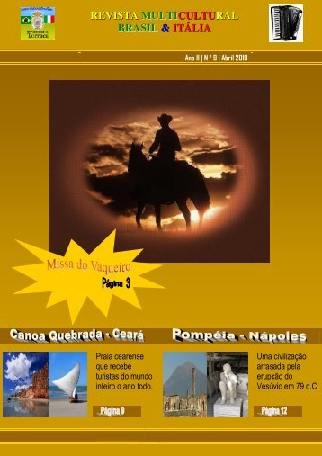 Revista Multicultural Brasil & Italia