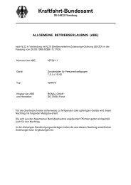 Kraftfahrt-Bundesamt - autoteilefrau.eu