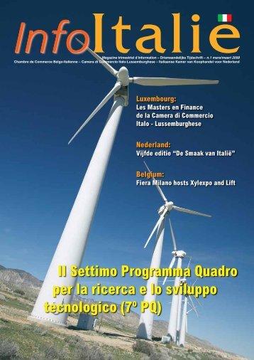 Il Settimo Programma Quadro per la ricerca e lo ... - JCI Luxembourg