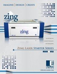 Zing Laser Starter Series - Epilog Sample Gallery