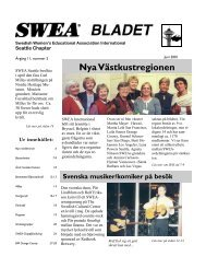 Juni 2001 web kopia - Swea Seattle