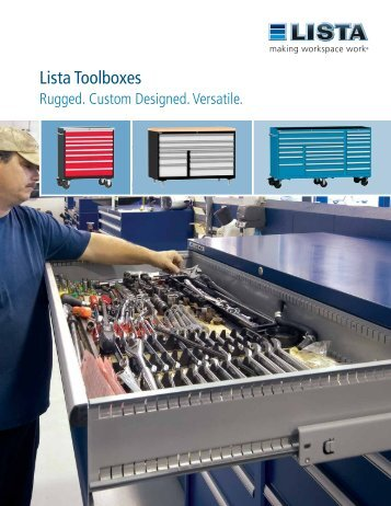 Lista Toolboxes