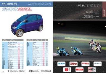2011AFAM-Katalog Elektrik Philips Lampen - MG-Sport