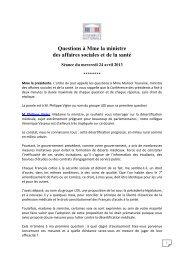 cliquant ici - Le Blog de Marisol Touraine