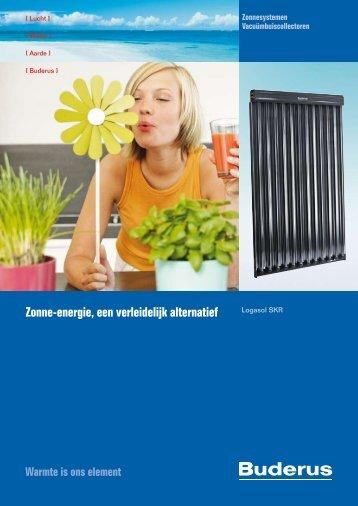 Zonne-energie, een verleidelijk alternatief