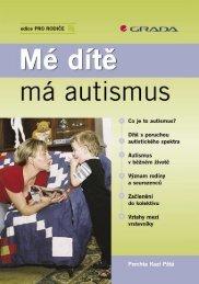 Mé dítě má autismus - eReading