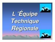 ETR - DRDJS des Pays de la Loire