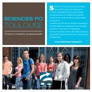 Mise en page 1 - Sciences Po Toulouse