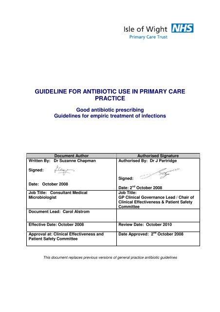 acute prostatitis bnf
