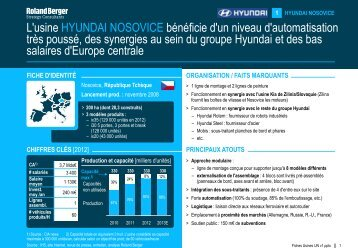 ces usines qui ignorent la crise en Europe - ManpowerGroup