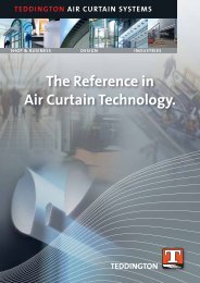 The Reference in Air Curtain Technology. - Imp Promont