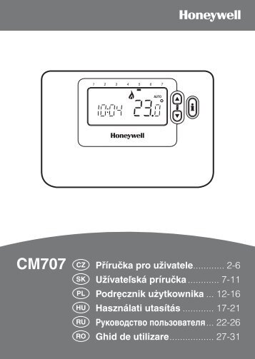 www attack sk magazines rh yumpu com honeywell cm707 installation guide Honeywell Programmable Thermostat Owner Manual