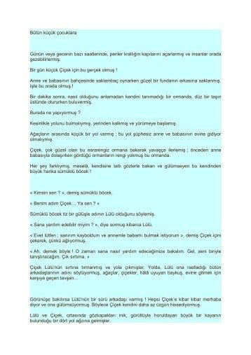Peri Lüdivin'in krallığı - Organic-E-Publishing-International