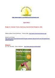 April 2012 Belgium - Organic-E-Publishing-International