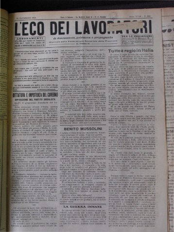 SCARICA IL FILE NR. 02 12 riproduzioni del giornale - Giuliocesaro.it