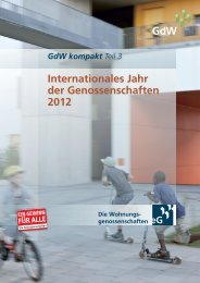 GdW kompakt Teil 3 - XVII. Internationale ...