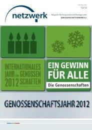 Magazin für Kooperation & Management - XVII. Internationale ...