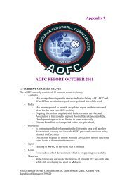 Appendix 9 AOFC REPORT OCTOBER 2011 - IFF