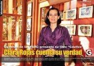 """Ex rehén de las FARC presenta su libro """"Cautiva"""" - Generaccion.com"""