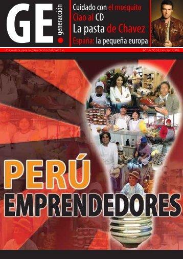 La pastade Chavez - Generaccion.com