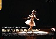 """Ballet """"La Bella Durmiente"""" - Generaccion.com"""