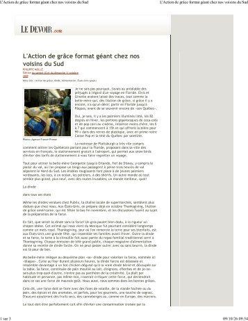 Le Devoir 10 11 octobre 2009 - Guides de voyage Ulysse