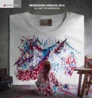 Promodoro Katalog 2015
