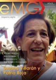 Susana Villarán y Patria Roja - Generaccion.com