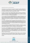 """FELLNER AFIRMÓ QUE LAS OBRAS HÍDRICAS DEL PLAN """"MÁS ... - Page 2"""