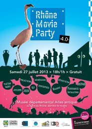 Rhône Movie Party