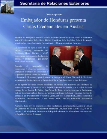 Tribunal Superior De Cuentas Rep Blica De Honduras