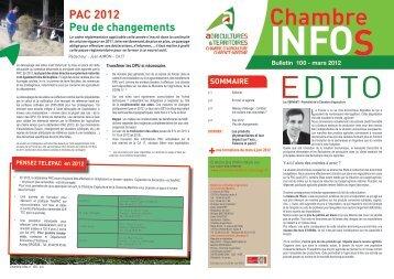 PAC 2012   La Chambre Du0027Agriculture De Charente Maritime.