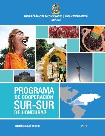 Programa - Secretaría de Relaciones Exteriores de Honduras