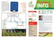 Mars - La Chambre d'Agriculture de Charente-Maritime.