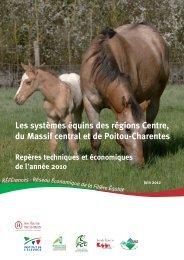 résultats éco Centre 2010_Mise en page 1 - Chambre d'agriculture ...