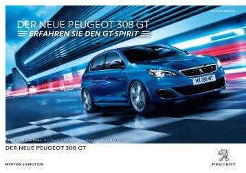 Peugeot Frühjahrs- Chek 2015