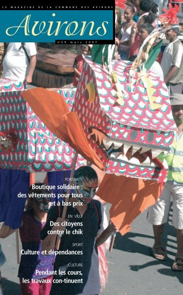 Boutique solidaire - Les Avirons