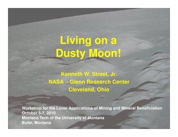 Presentation - In Situ Resource Utilization (ISRU) - NASA