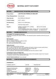 loctite 542 hydraulic sealant - All Fasteners