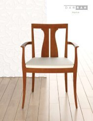 Marion Seating Brochure - DARRAN Furniture Industries