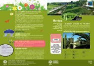 Téléchargez la programmation des activités du jardin été 2011.