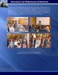 Ministros, diplomáticos y sociedad civil conocen avances en materia ... - Page 2