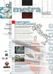 News Architetti N° 20 - Metra SpA