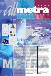 News Industria N°41 - Metra SpA