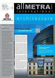Edizione n. 35 (Architetti)