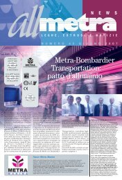 News Industria N°45.indd - Metra SpA