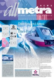 News Industria N°43 - Metra SpA
