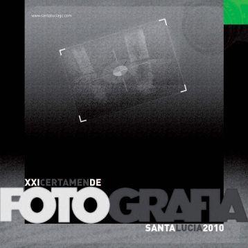 catálogo del Certamen 2010 - Ayuntamiento de Santa Lucía