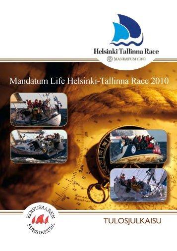 Mandatum Life Helsinki-Tallinna Race 2010