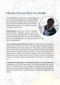 Helsinki–Tallinna Race 2006 - Page 4